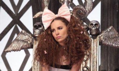 El peinado de Belinda