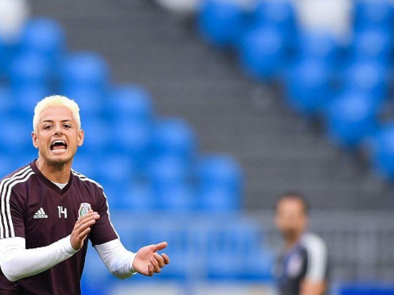 'Chicharito' es el futbolista más popular