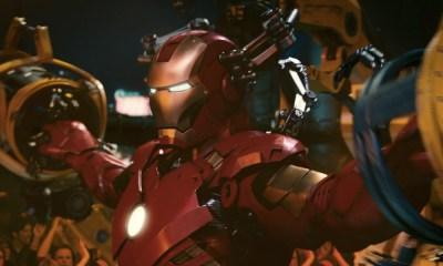 Traje de 'Iron Man' existe