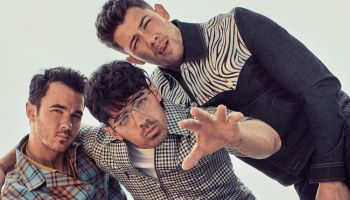 'Jonas Brothers' 'Happiness Begins'