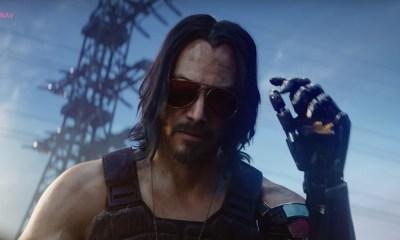 Keanu Reeves protagonizará un videojuego