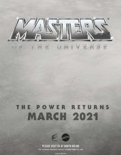 "Primer póster de 'Masters of the Universe' llegó por ""el poder de Grayskull"" Masters-of-the-Universe-392x500"
