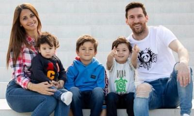 Messi reveló secretos de su familia