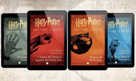 J.K. Rowling anuncia que habrá cuatro nuevos libros de 'Harry Potter' Nuevos-libros-Harry-Potter-600x360