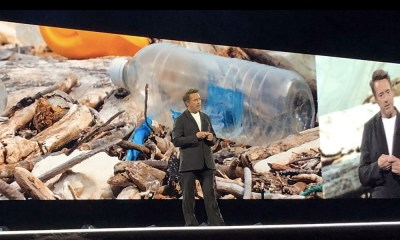 Robert Downey Jr. combatirá el cambio climático