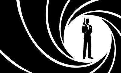 Robert Pattinson como el nuevo James Bond
