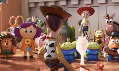 'Toy Story 4' será la primera película diferente