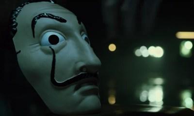 Trailer de la tercera temporada de 'La Casa de Papel'