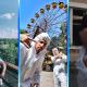 Fotos de turistas en Chernobyl