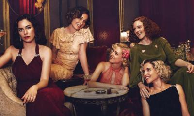 Cuarta temporada de 'Las Chicas de Cable'