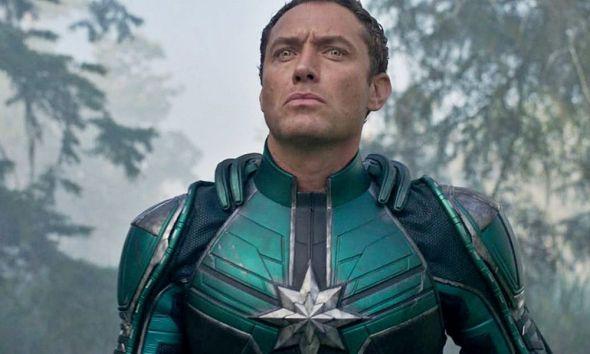 escena eliminada de 'Captain Marvel'