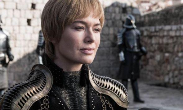 escena sobre el embarazo de Cersei Lannister