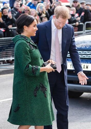 Príncipe Harry mantuvo relación con modelo mientras salía con Meghan Markle gettyimages-1135083642-594x594-353x500