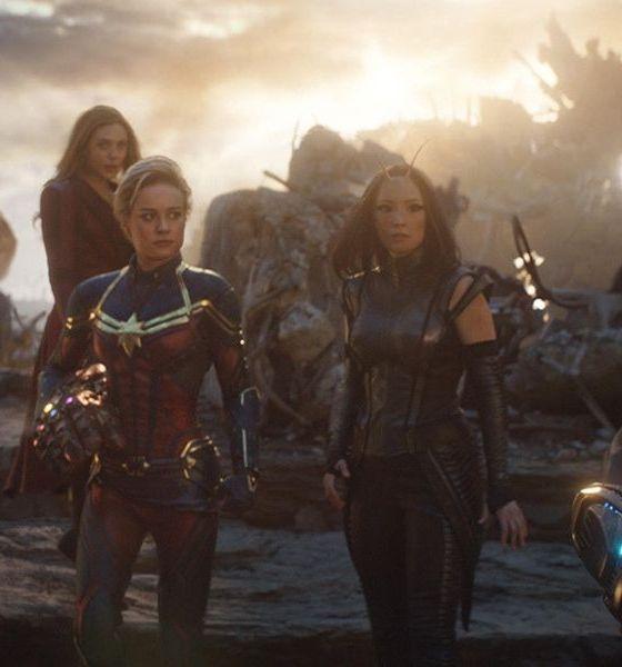 versión sin personajes femeninos de 'Avengers_ Endgame'