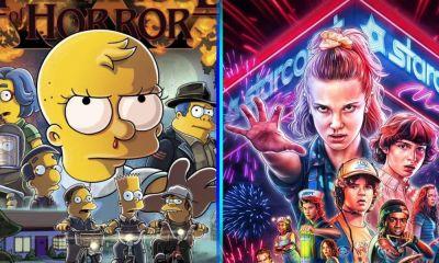 'The Simpsons' tendrá especial de 'Stranger Things'