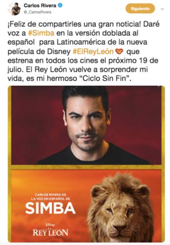 Mexicano será la voz de 'Simba' en 'The Lion King' en versión Latina Captura-de-pantalla-2019-07-03-a-las-12.15.17-347x500