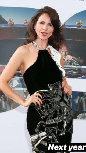Danna Paola y Luis Fonsi entre los mejores FaceApp de los famosos Eiza-Gonzalez-IG-Storie-282x500