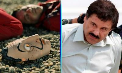 'El Chapo' Guzmán en 'La Casa de Papel 3'