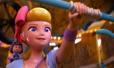 Escena LGBT en 'Toy Story 4'