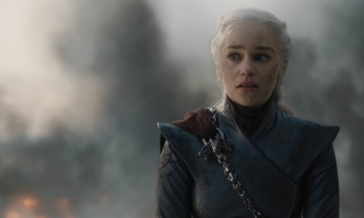 Filtran fotos de la precuela de 'Game of Thrones'