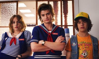 Joe Keery lanza 'Roddy'