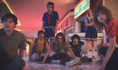 Personaje LGBT de 'Stranger Things 3'