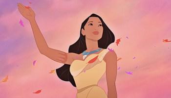 Planes del live-action de 'Pocahontas'