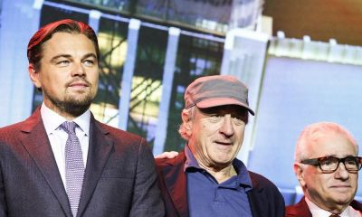 Robert De Niro y Leonardo DiCaprio juntos