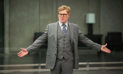Robert Redford se une al elenco de 'Watchmen'