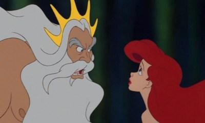 Terry Crews quiere ser 'Tritón' el papá de 'Ariel'