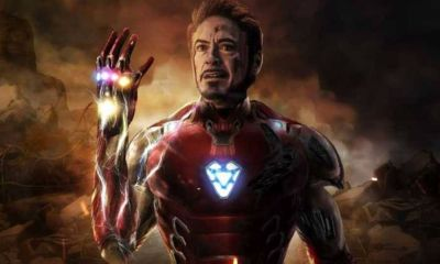 'Tony Stark' sigue haciendo millonario a Robert Downey Jr.