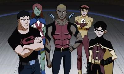 Personaje principal de 'Young Justice' es LGBT
