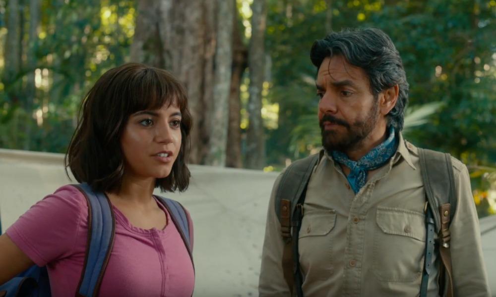 nuevo trailer de 'Dora and the Lost City of Gold'