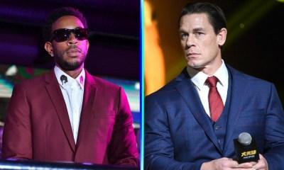 Bienvenida que le dio Ludacris a John Cena