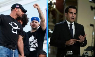 Renuncia del gobernador de Puerto Rico