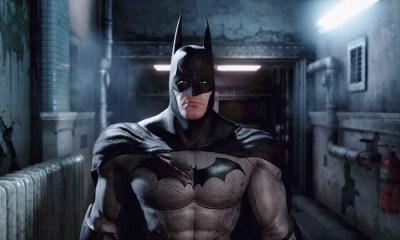 Película de 'Batman' en 'Arkham'