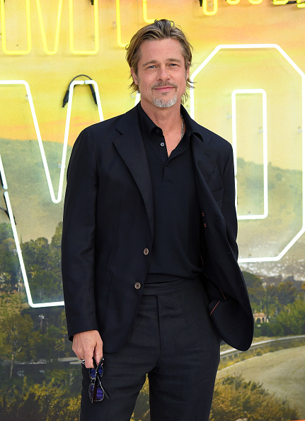 "Robbie, DiCaprio y Pitt se ""roban"" la premiere de 'Once Upon a Time in Hollywood' en Londres gettyimages-1165210655-594x594"