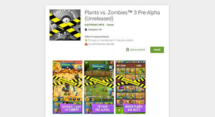 Estos son los primeros detalles de 'Plants vs Zombies 3' jpg