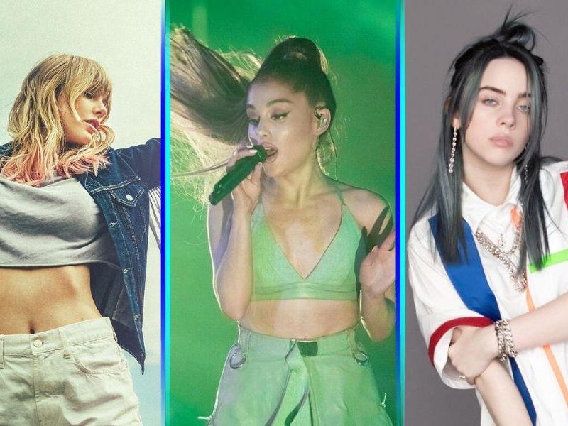nominados a los MTV VMA 2019
