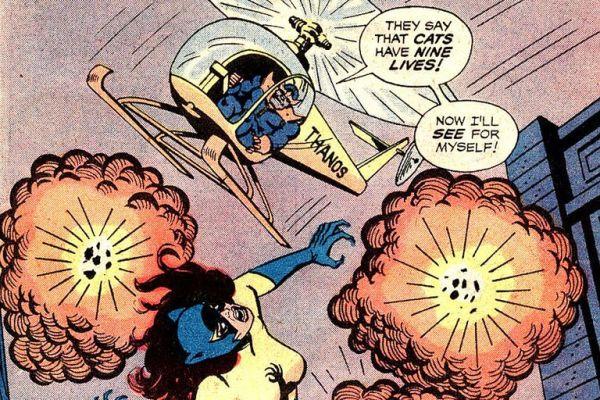 Creador de 'Thanos' nunca perdonará a Marvel por el diseño de un arma thanos-helicopter-1563589679-600x400