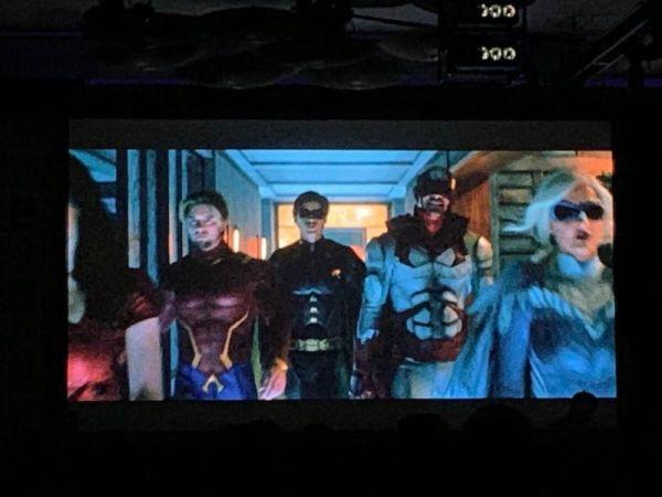 Se filtraron imágenes de 'Deathstroke' y 'Aqualad' para 'Titans 2' titans1_2-600x450