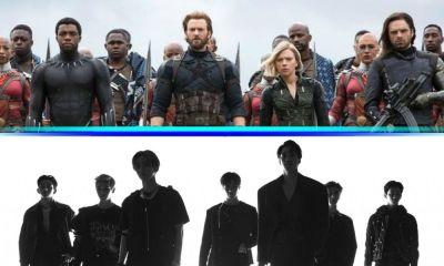 Avengers del K-pop