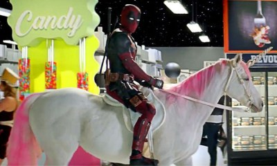 Deadpool es un unicornio