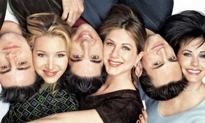 Podrían reunirse los protagonistas de 'Friends'