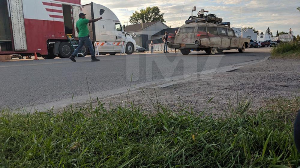 Filtran primeras imágenes de 'Ghostbusters 2020' en el set de grabación Ghostbusters-Sneak-Peek-04