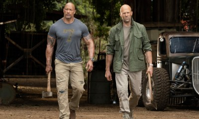 'Hobbs & Shaw' da un spoiler de 'Game of Thrones'