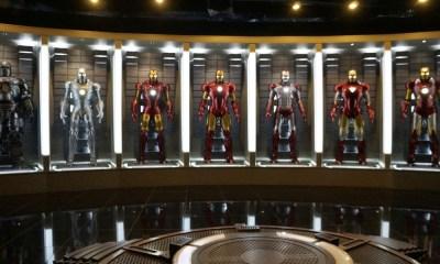 Atracciones de Iron Man en los parques de Disney