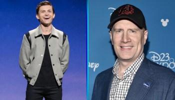 Kevin Feige y Tom Holland hablaron de la salida de Spider-Man