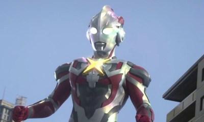 Live-action de 'Ultraman'