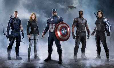 """Equipo de Marvel inspirado en la """"justicia"""""""